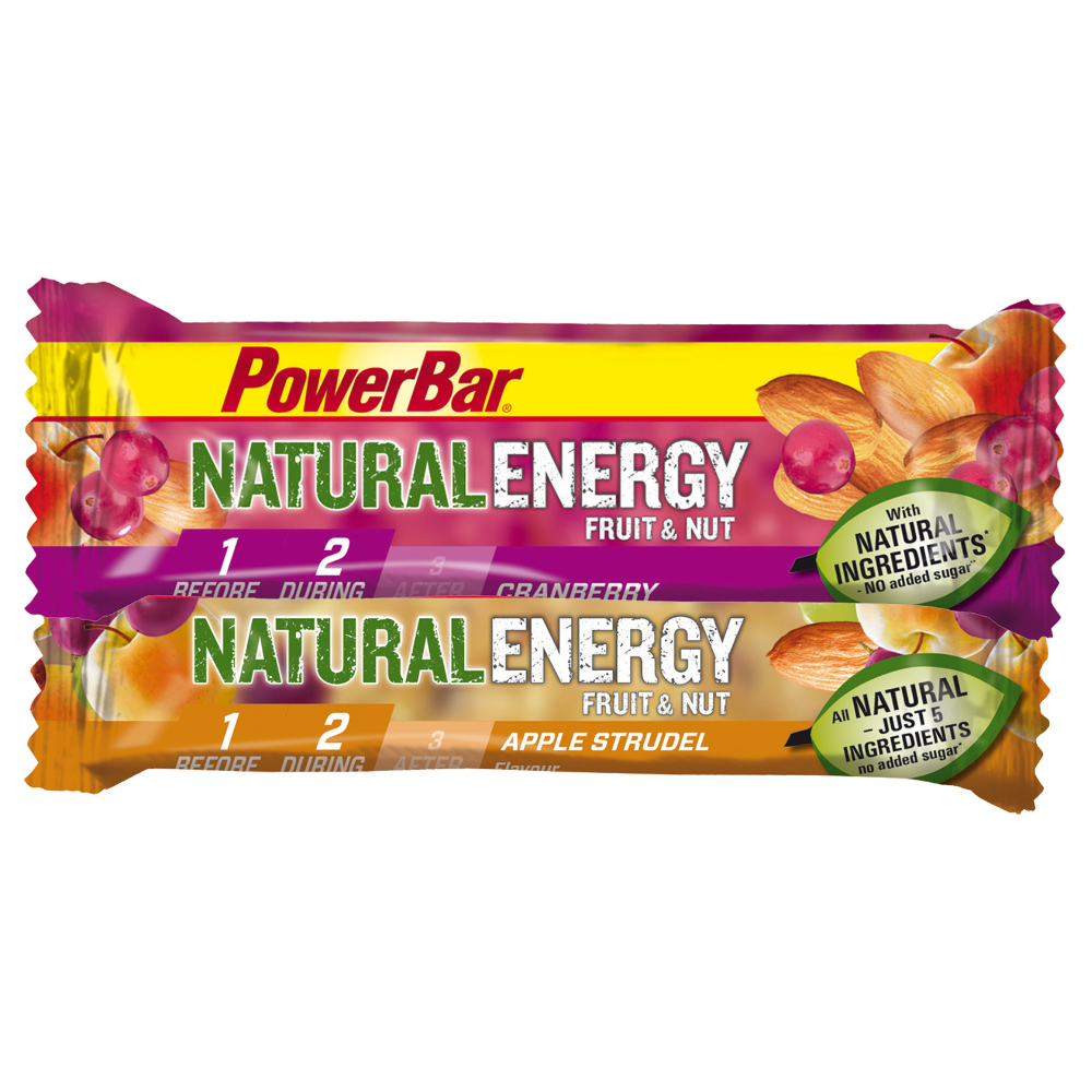 PowerBar Natural Fruit and Nut Energy Bar