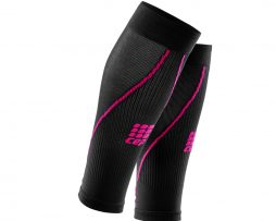 CEP CALF SLEEVES 2.0 BLACK PINK