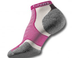 THORLOS EXPERIA RUNNING SOCKS RIO ROSE VIOLET