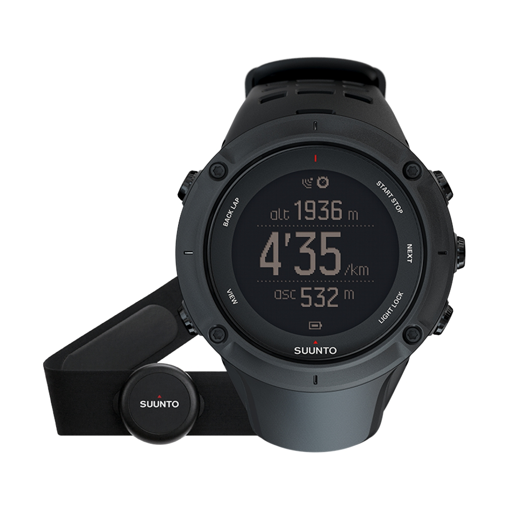 Suunto Ambit3 Peak Black GPS HR