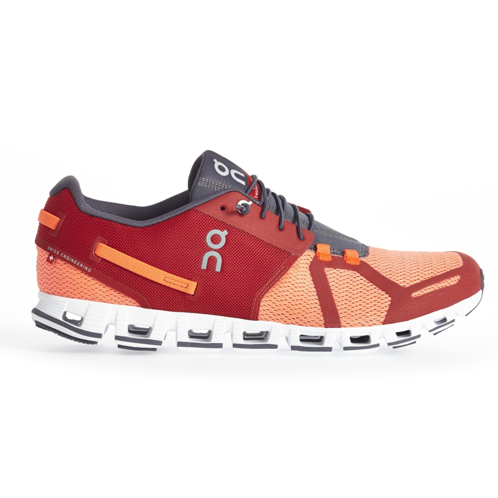 Mens On Running Cloud Horizon Coral 9.1658