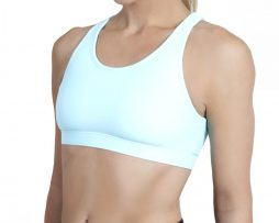 SPORTJOCK ACTION SPORTS BRA WHITE