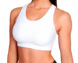 SPORTJOCK SUPER SPORTS BRA WHITE