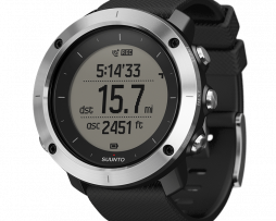 Suunto Traverse Black - Alton Sports