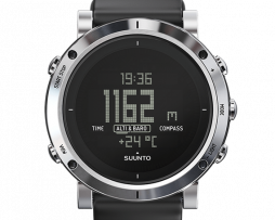 Suunto Core Brushed Steel - Alton Sports Running Specialists