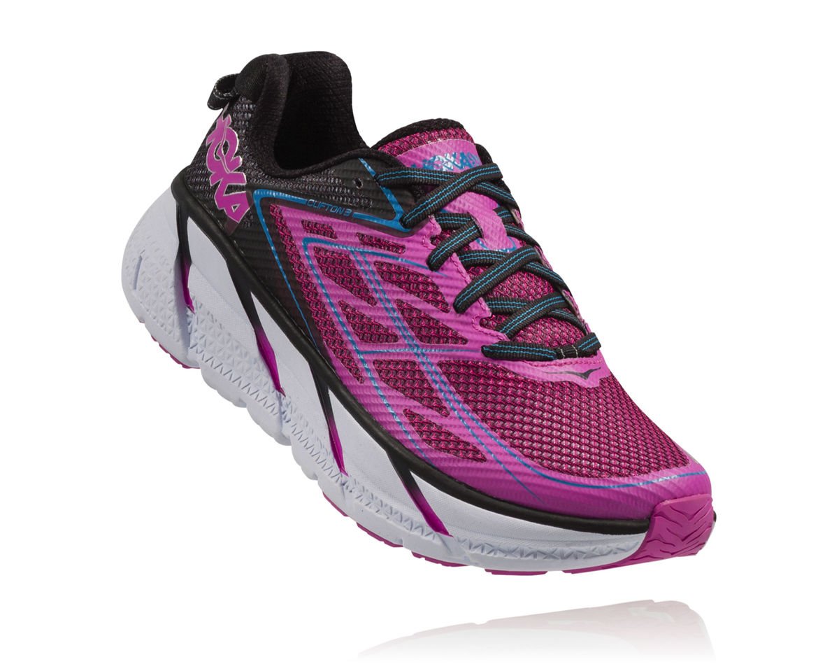 Women's Hoka Clifton 3 - Alton Sports Running Specialist
