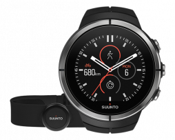 Suunto Spartan Ultra HR Black - Alton Sports