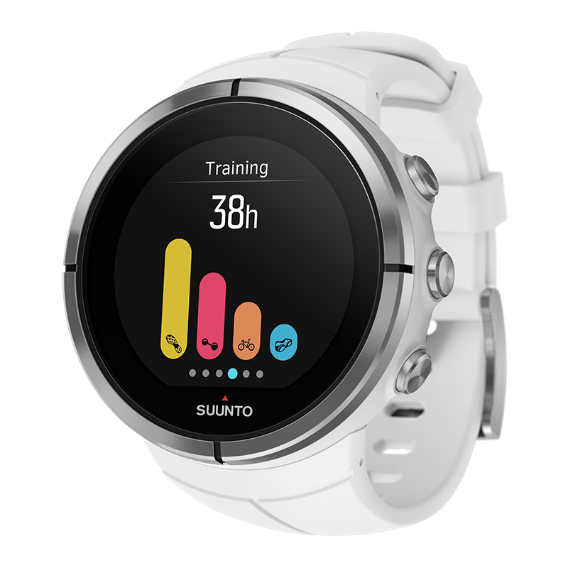 Suunto Spartan Ultra White - Alton Sports