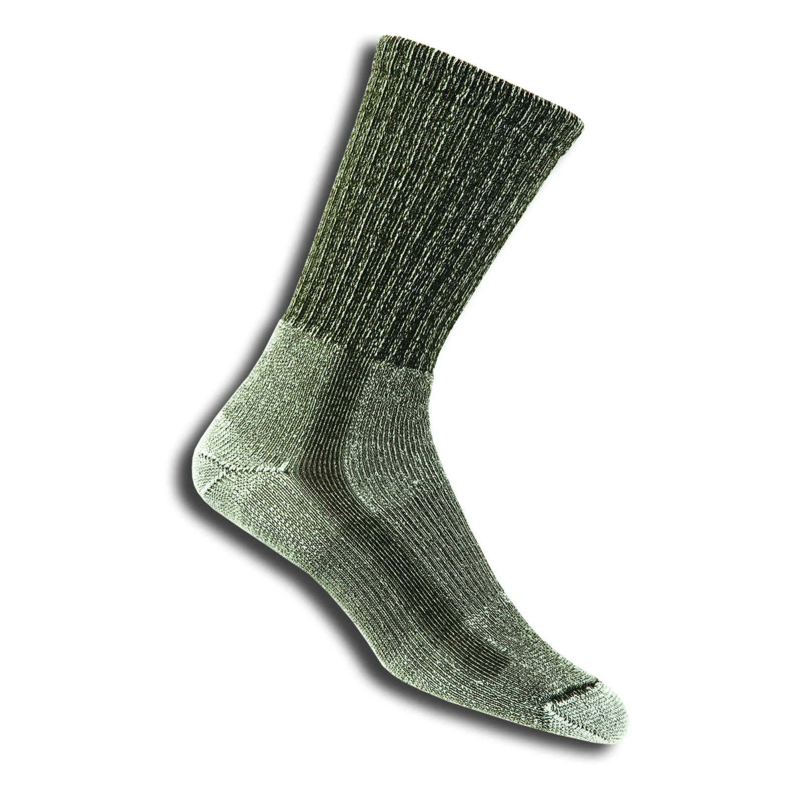 Thorlos Light Hiking Socks - Green