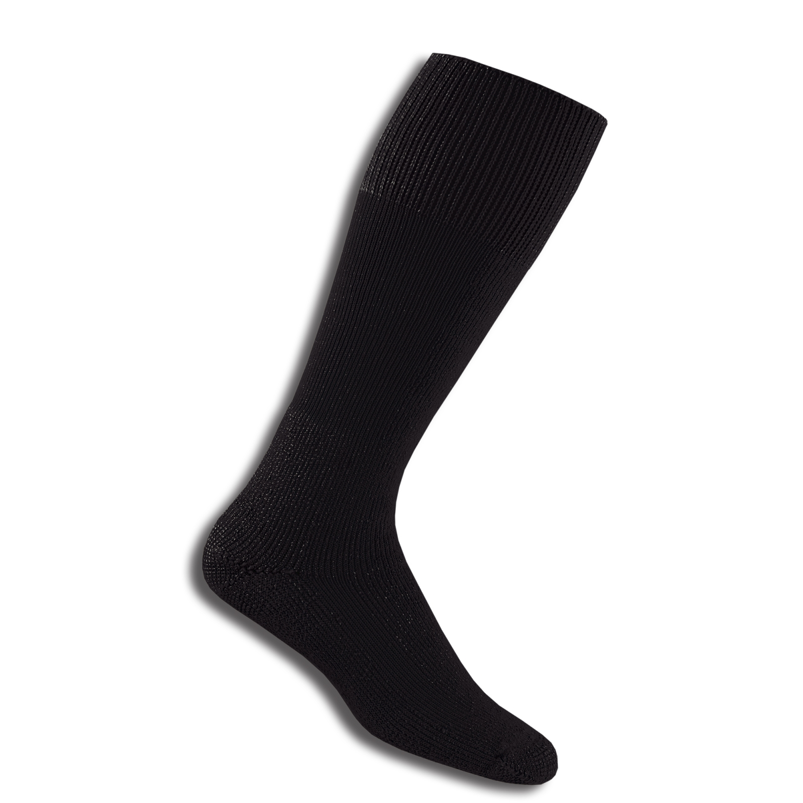 Thorlos Military Combat Boot Socks - Black