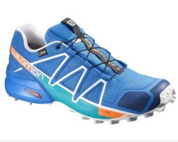 Salomon Speedcross 4 GTX - Blue