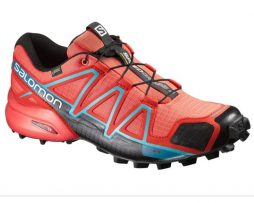 Salomon Speedcross 4 GTX-Coral
