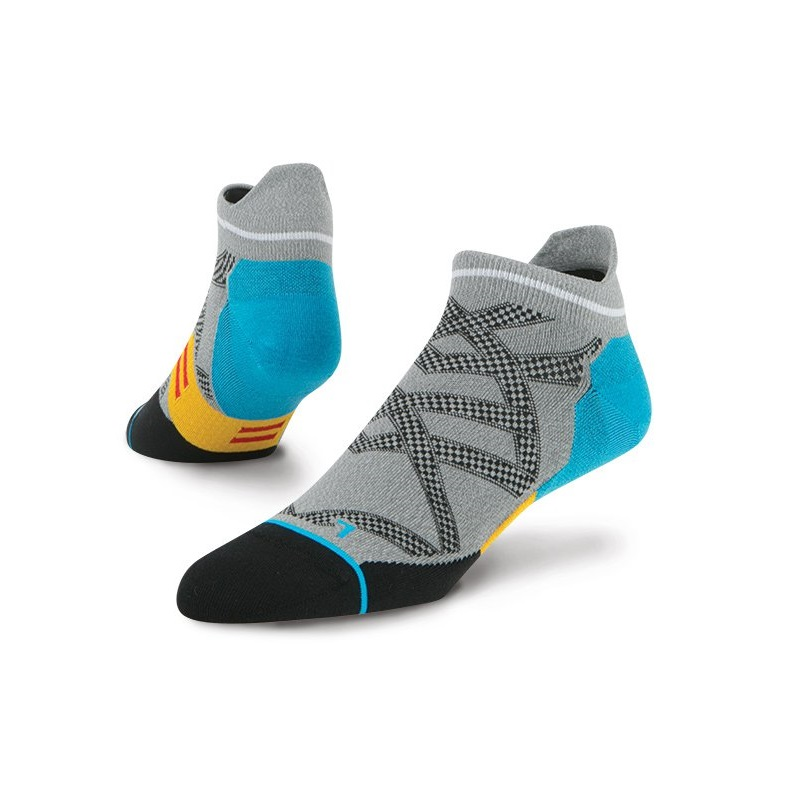 Stance Fusion Run Lite - Endeavour Grey