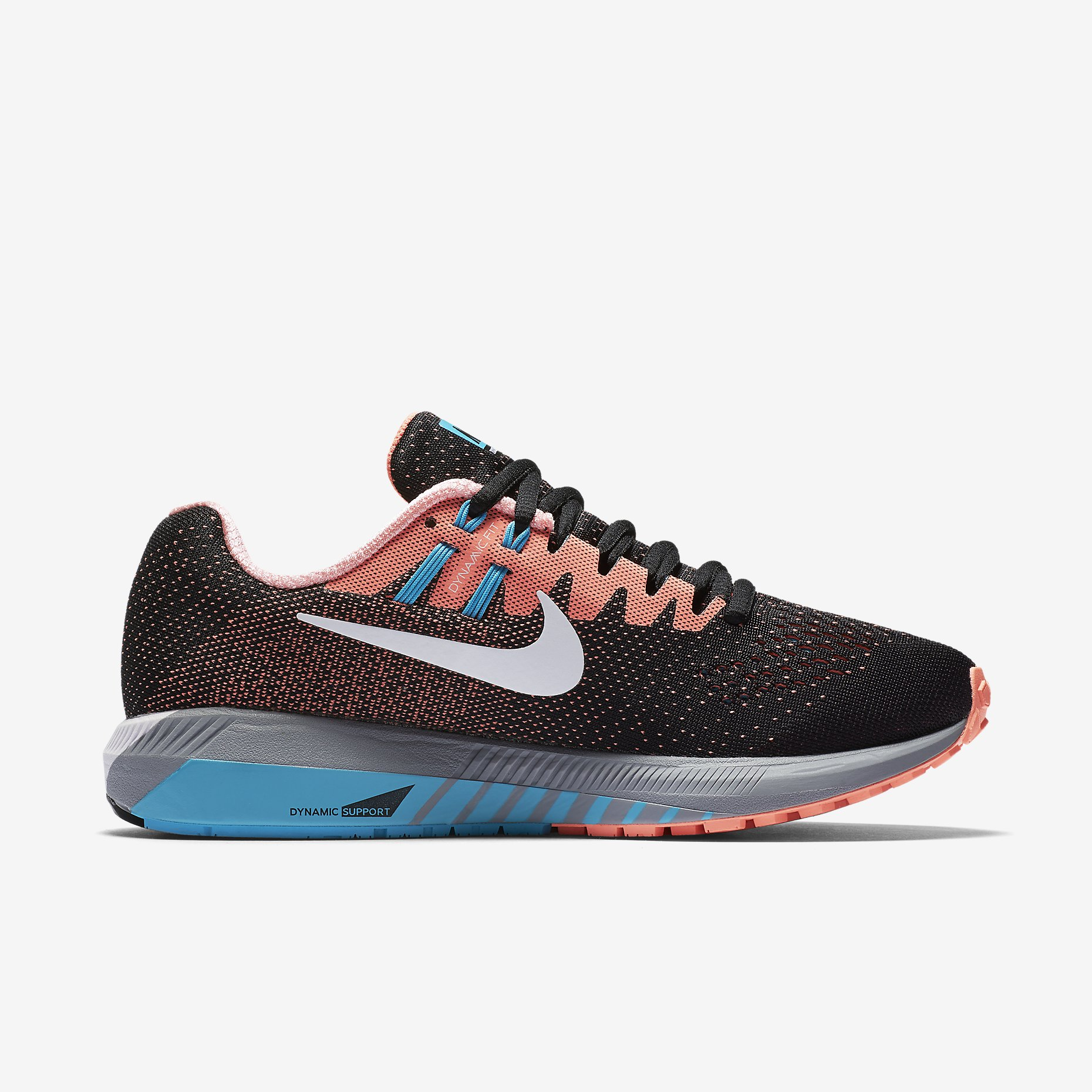 nike air zoom structure 20 women 39 s running shoes alton. Black Bedroom Furniture Sets. Home Design Ideas