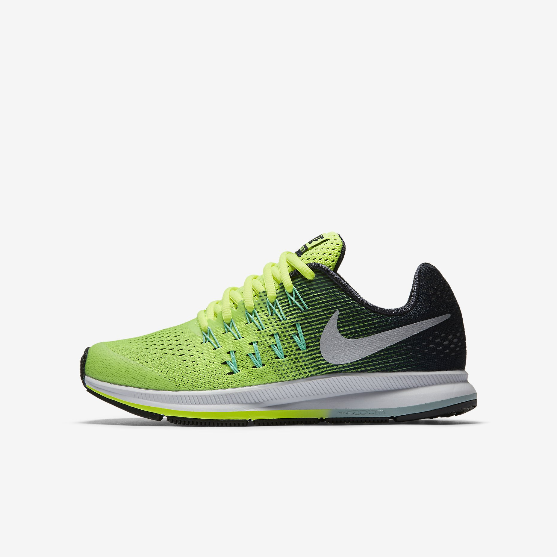 d311f6fa46b Womens Nike Zoom All Out Flyknit Black Running