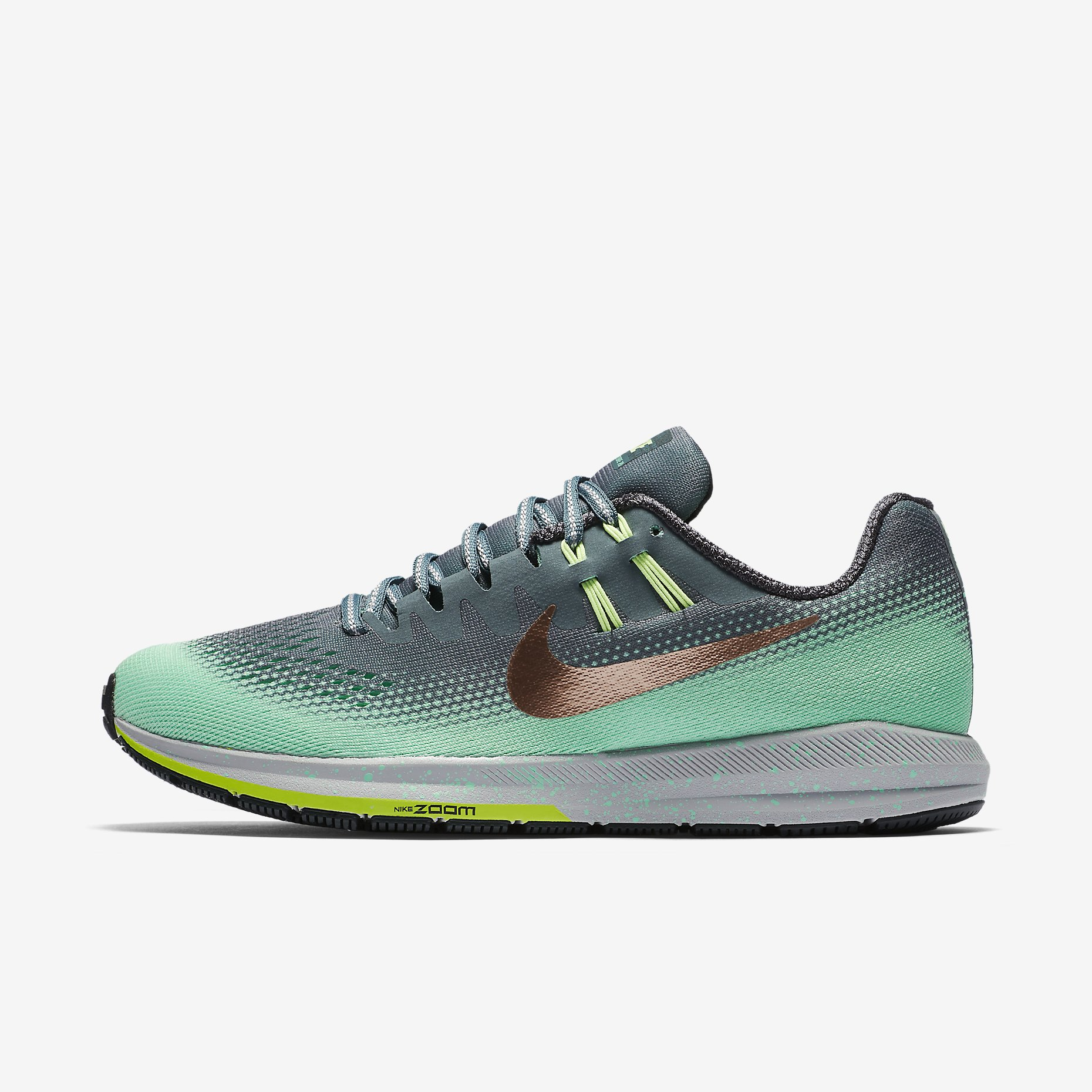 nike air zoom structure 20 shield s running alton