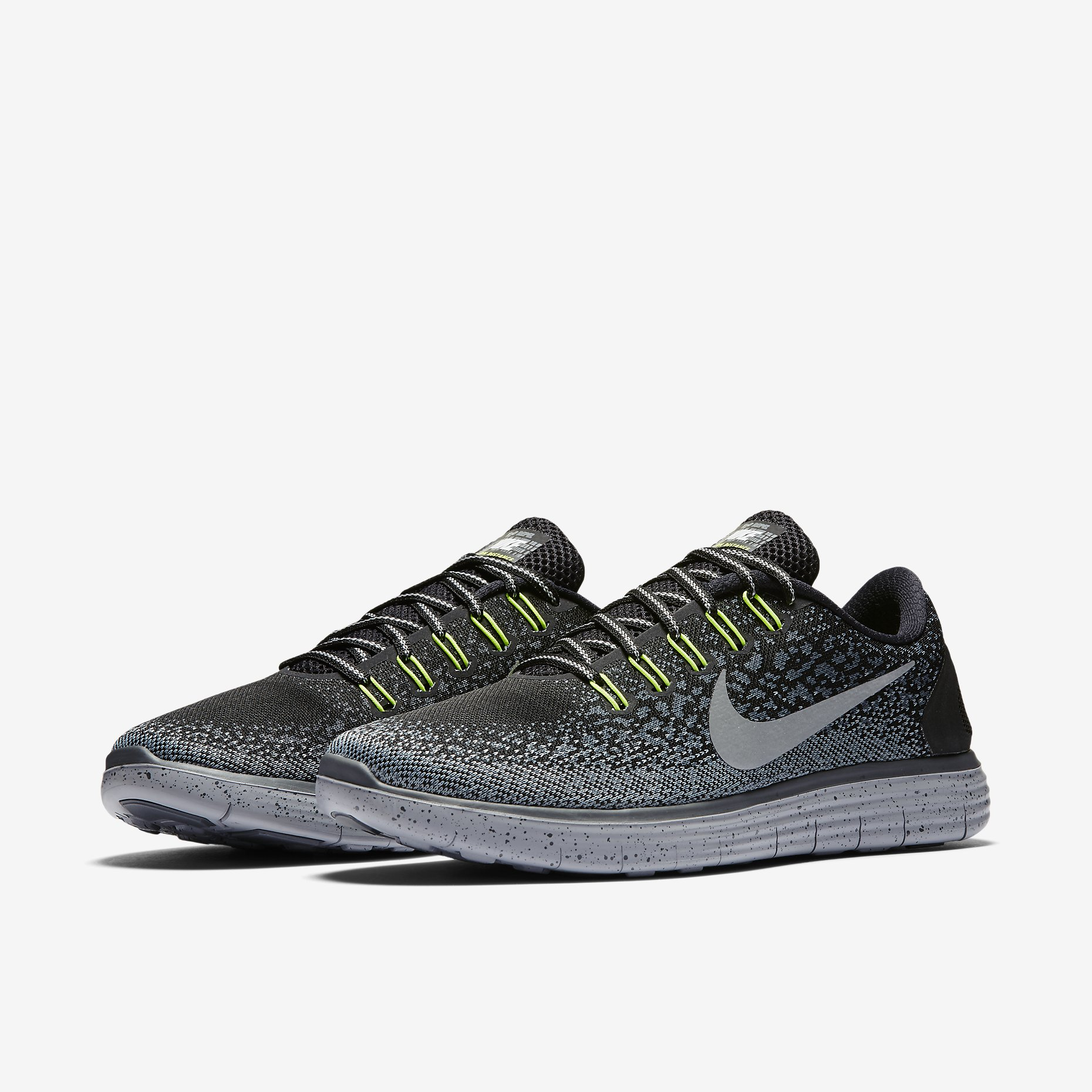 men nike free rn distance shield