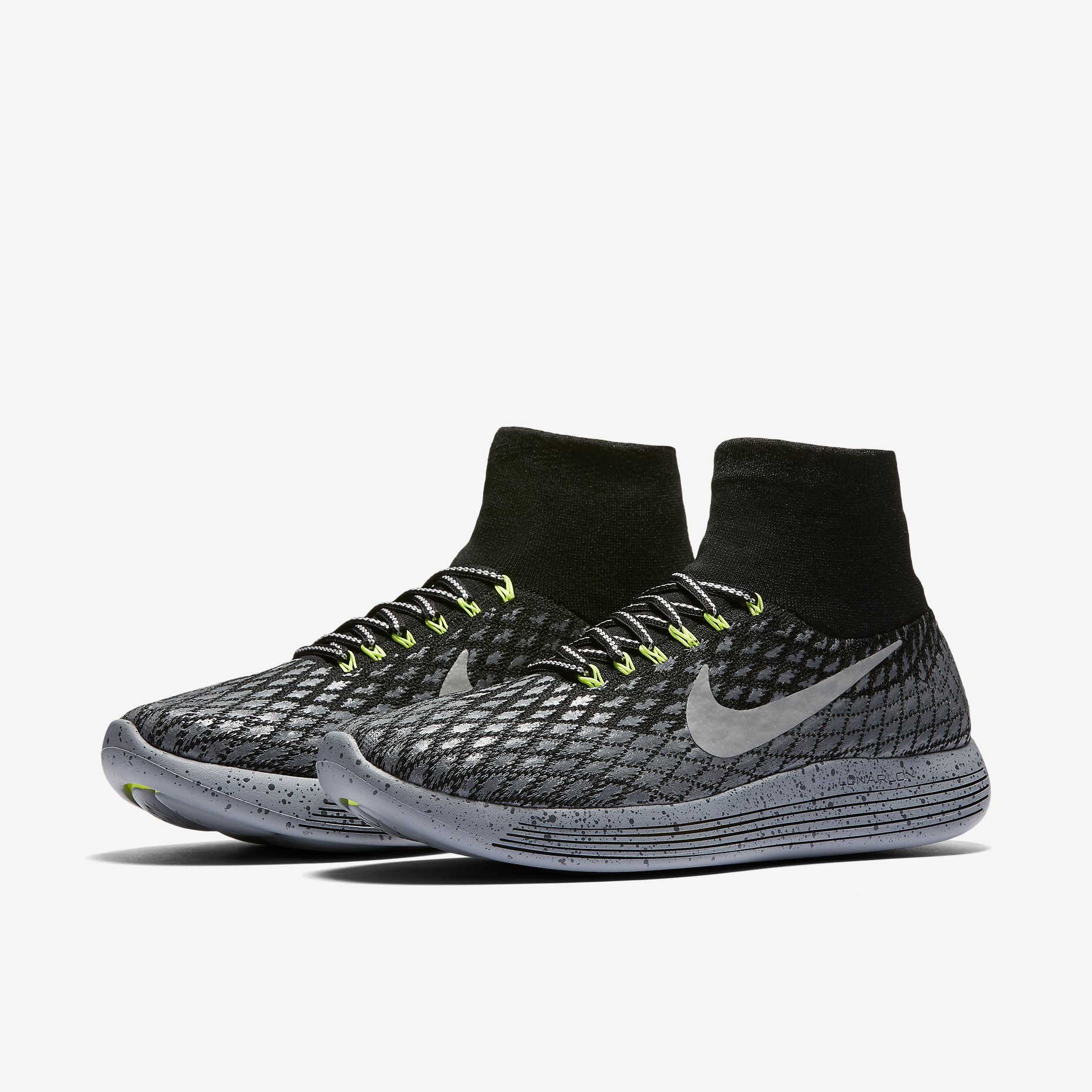 bffc83e0e8a7 Nike Lunarepic Flyknit Shield Men s Running Shoes - Alton Sports