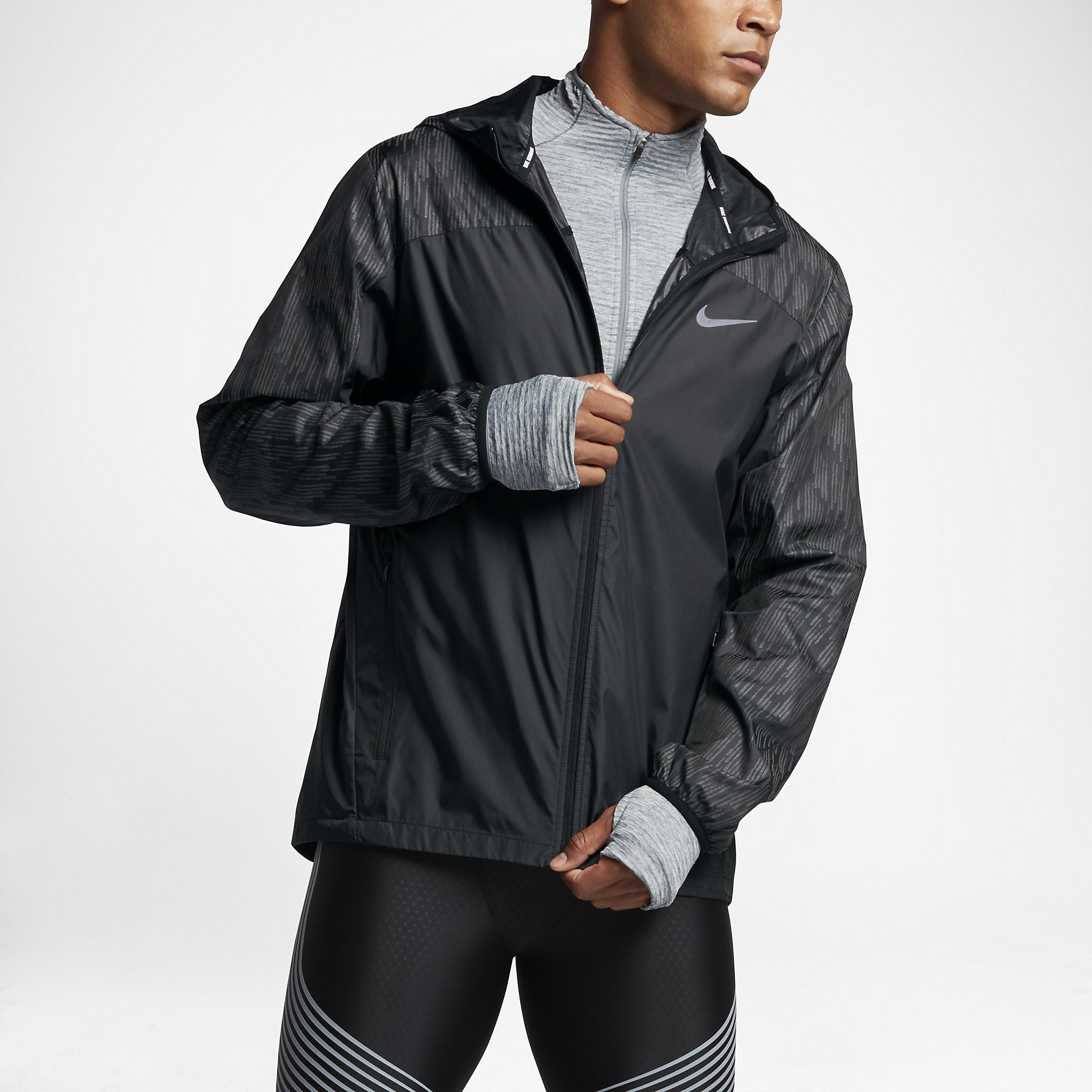 Nike Shield Flash Men's Running Jacket