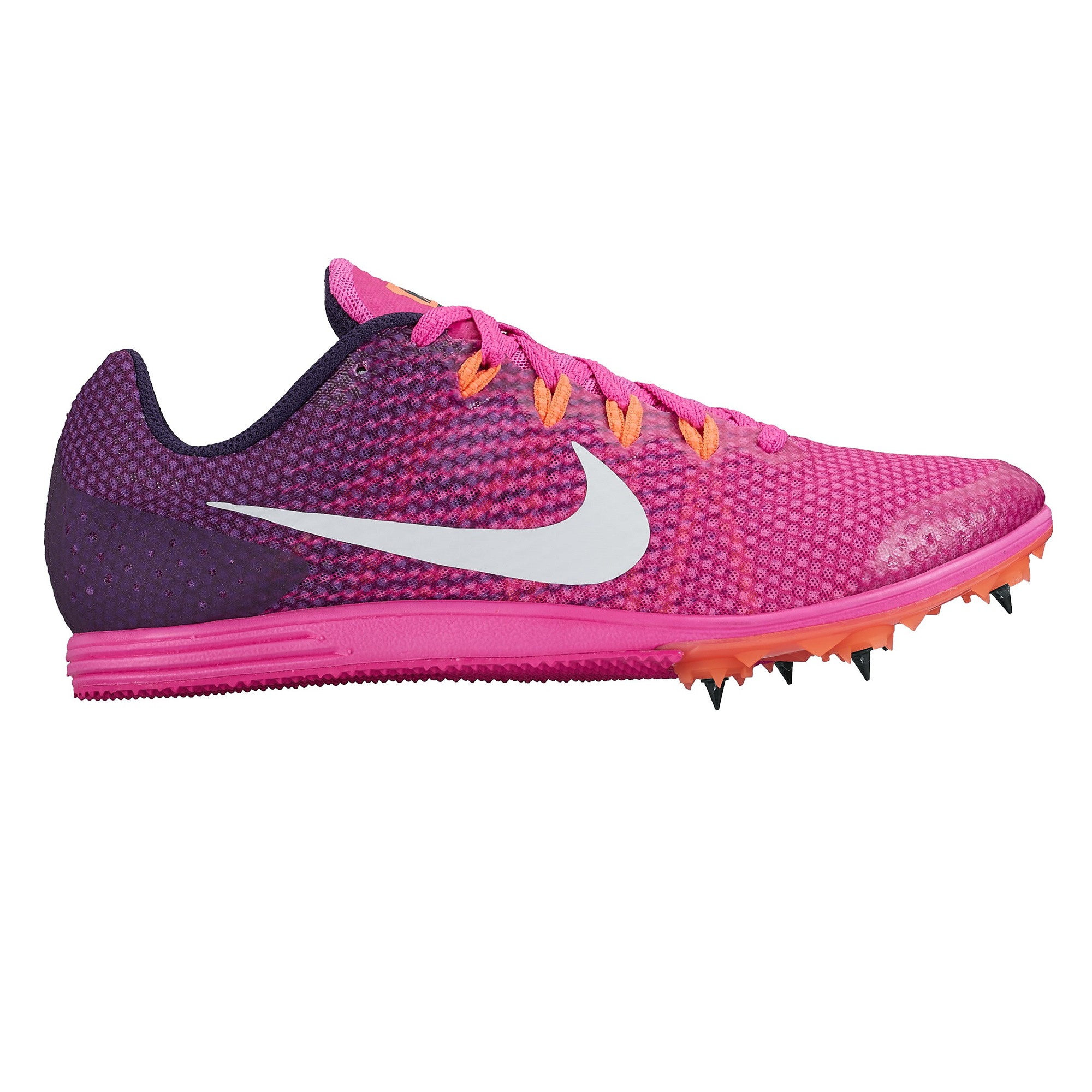 brand new ce01f 9ccec Nike Zoom Rival D 9 Womens