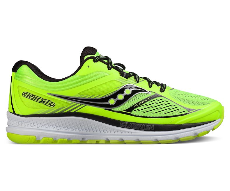 saucony guide shoes