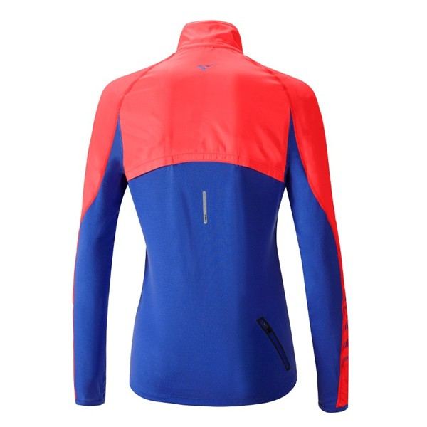Mizuno Breath Thermo Womens Premium Windtop
