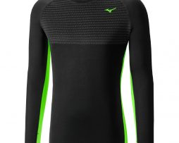 Mizuno Breath Thermo BT Body Mapping Crew