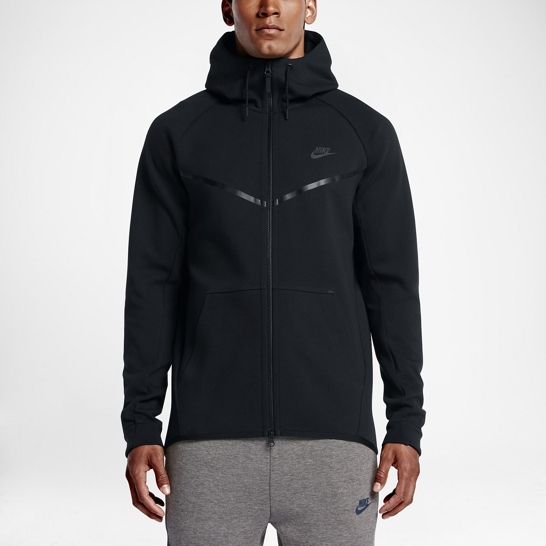 Nike Sportswear Tech Fleece Windrunner Men s Hoody - Alton Sports b3e9b471a