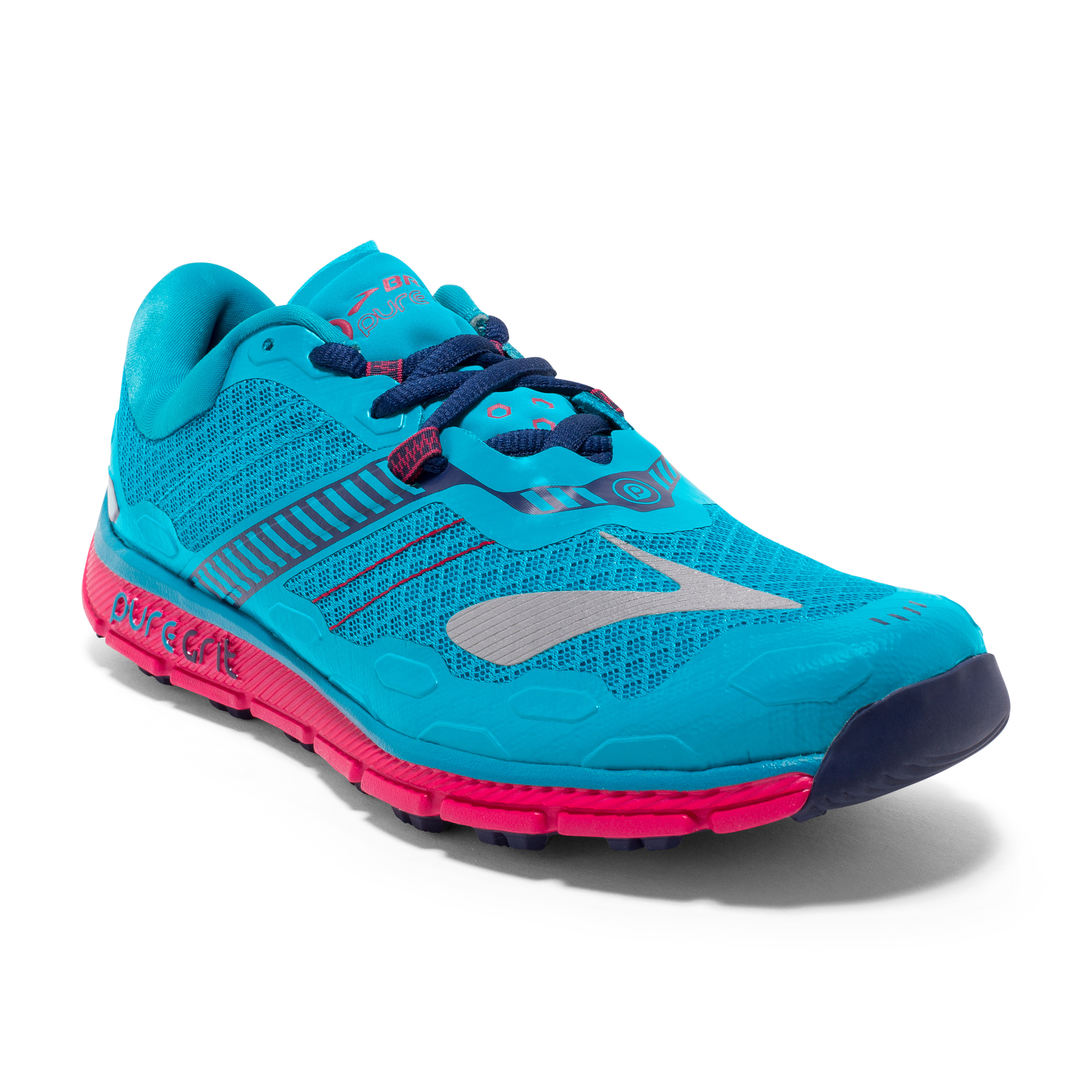 74cee6ad4476a Brooks PureGrit 5 Womens Running Shoes - Alton Sports