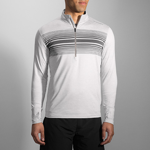 Brooks Dash Half Zip Men's Top