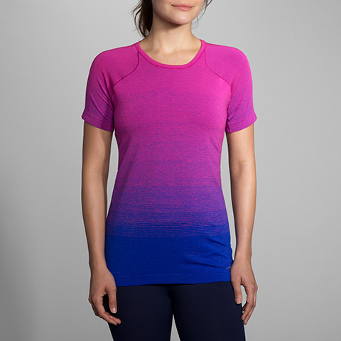 Brooks Women's Streaker Short Sleeve T-Shirt