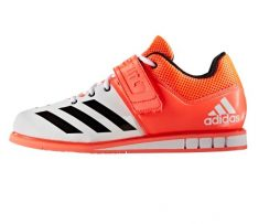 Adidas Powerlift 3 Unisex Weightlifting Shoes AQ3328