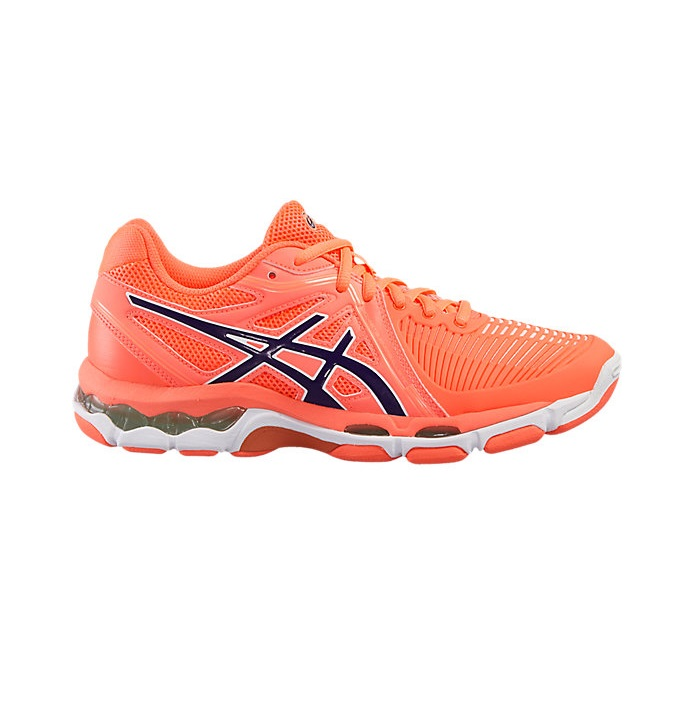 Asics Gel-Netburner Ballistic Womens Volleyball Shoes