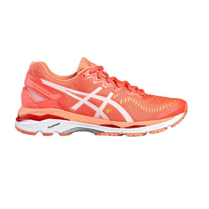 Asics Gel-Kayano 23 Womens Running Shoes - Alton Sports e18023dd5df8