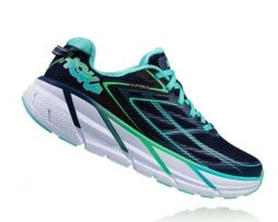 Hoka One One Clifton 3 Womens Medieval Blue