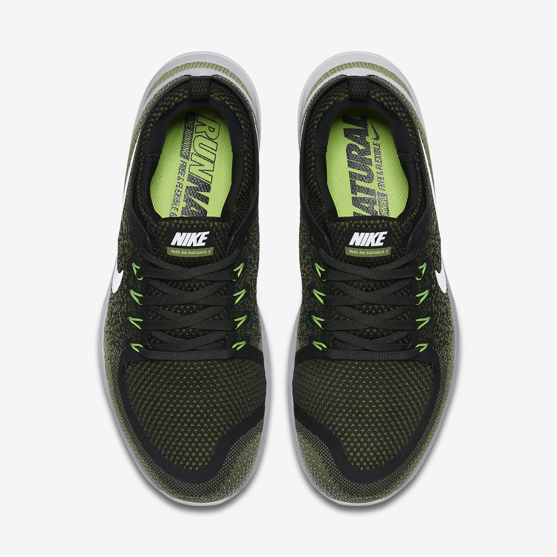 the latest 7533a 00dd9 Nike Free RN Distance 2 Mens Running Shoes
