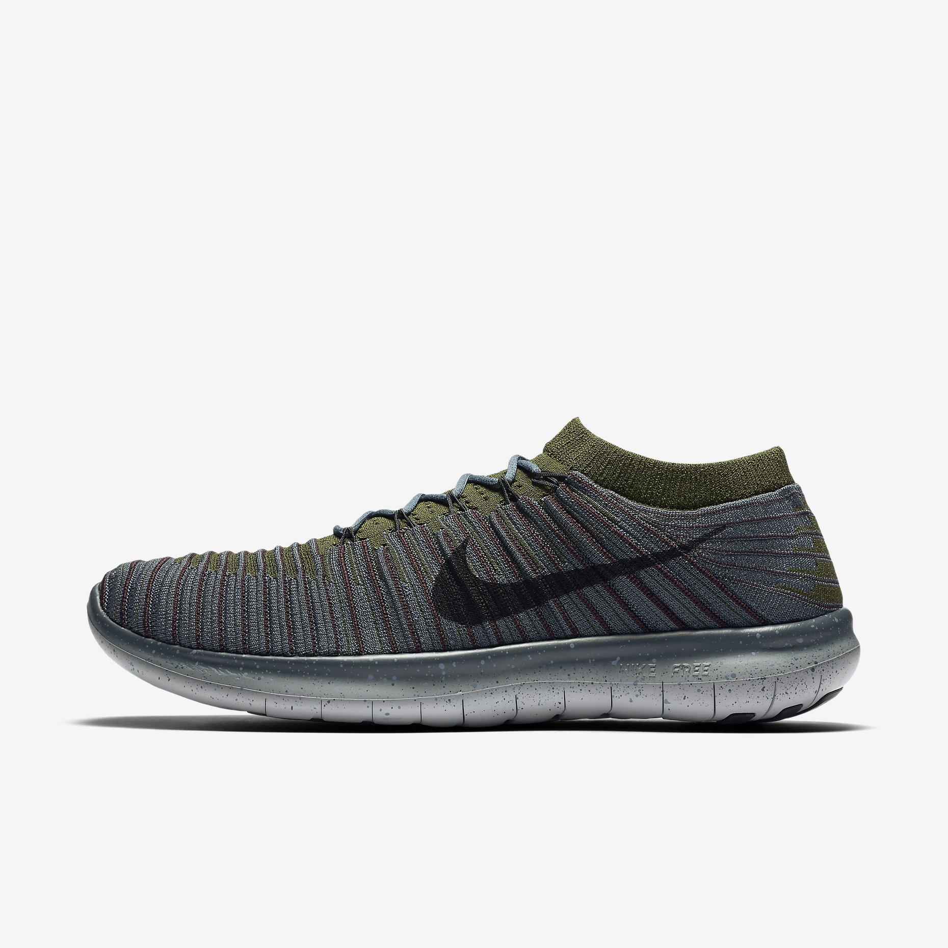 Nike Free RN Motion Flyknit Mens Running Shoes