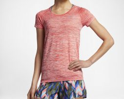 Nike Dry Knit Women's Short Sleeve Top