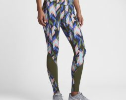 Nike Power Epic Lux Women's Printed Running Tight