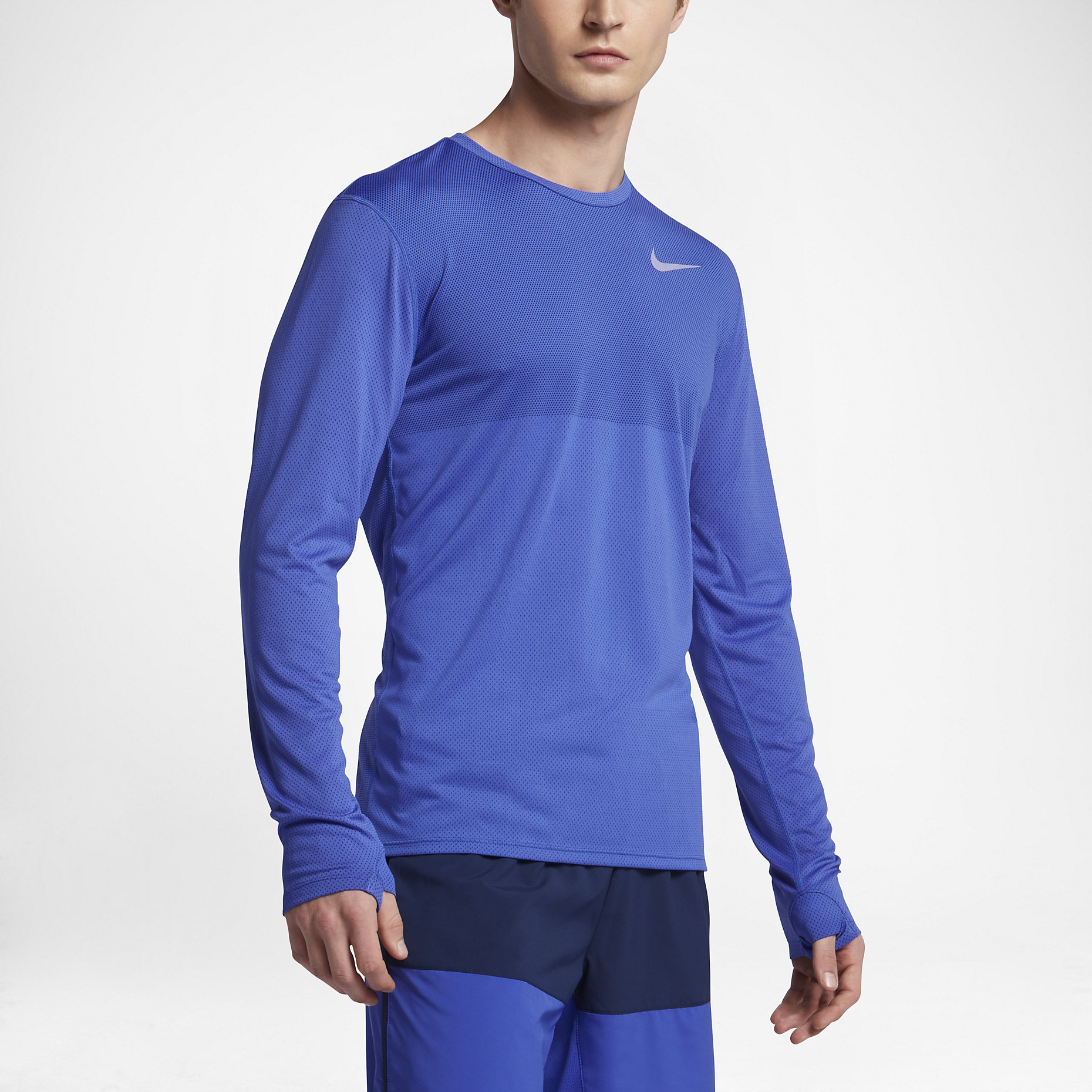 Nike Zonal Cooling Relay Men's Long Sleeve