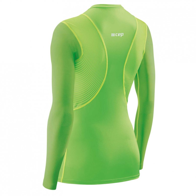 CEP Wingtech Womens Long Sleeve Shirt