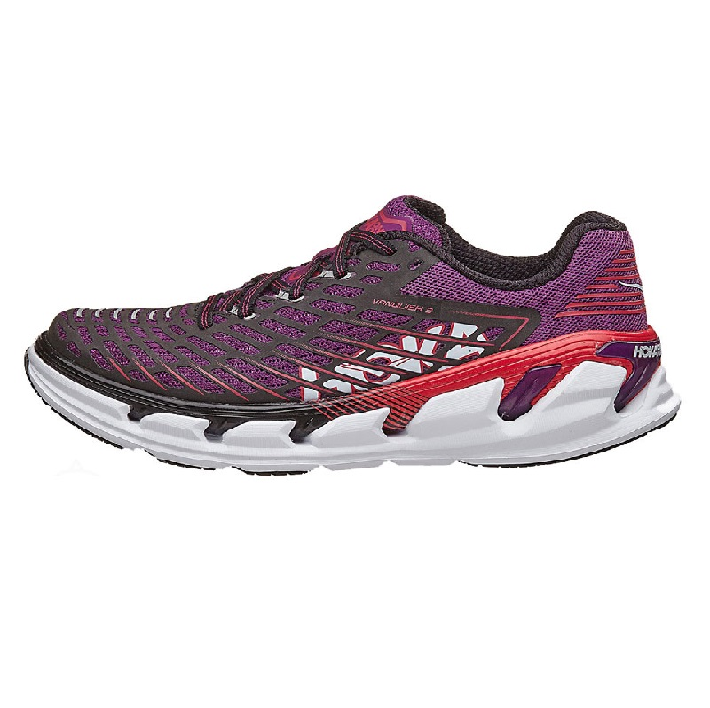 hoka one one vanquish 3 womens running shoes alton sports