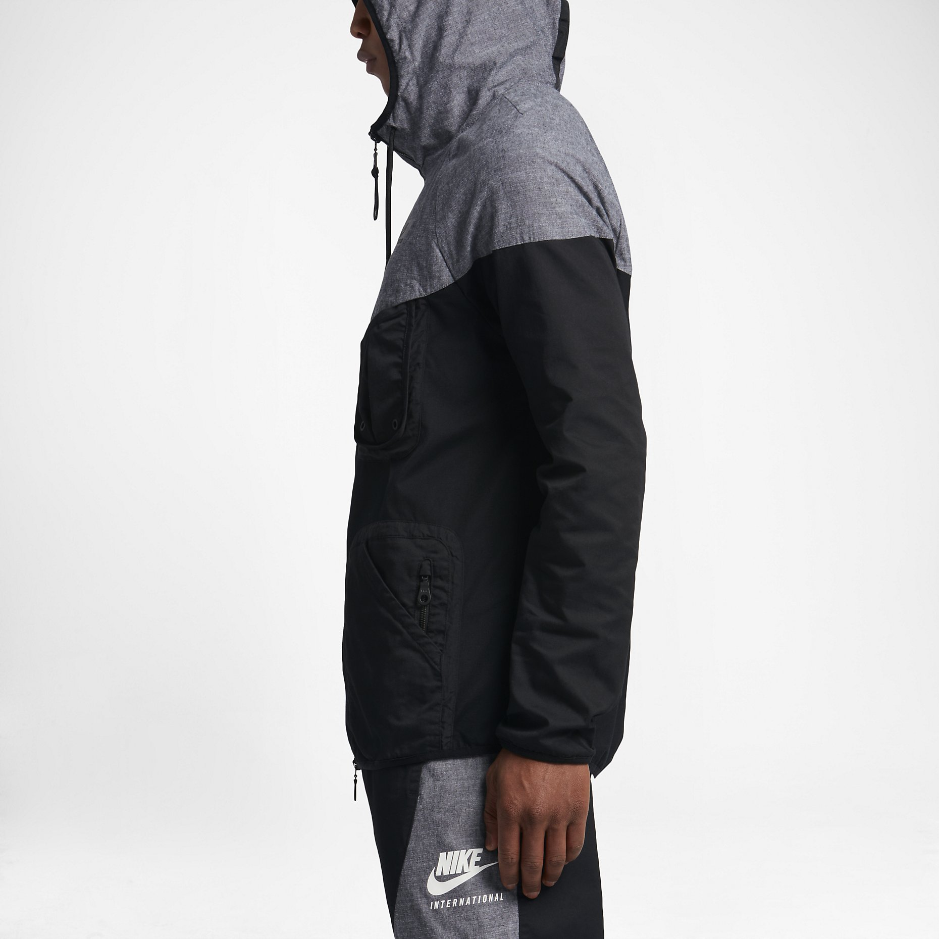 Nike International Windrunner Mens Jacket