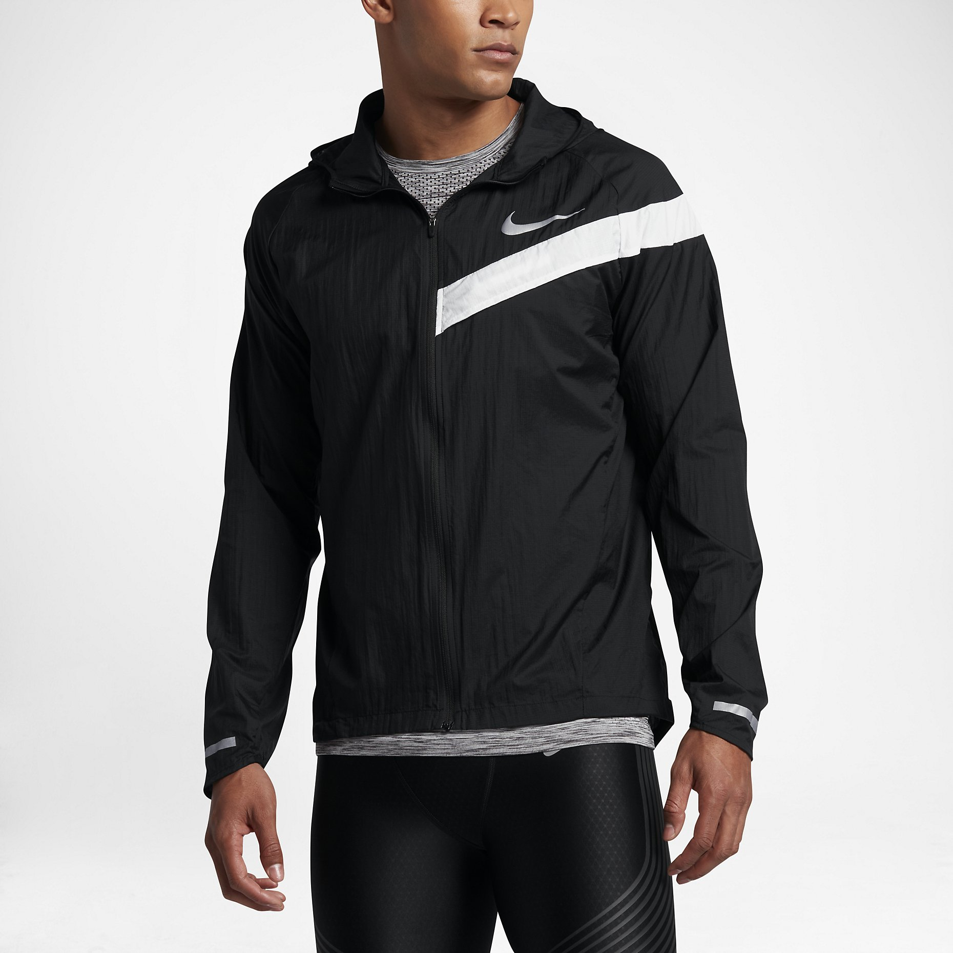 Nike Impossibly Light Mens Running Jacket