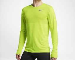 Nike Zonal Cooling Relay Mens Long Sleeve Running Top