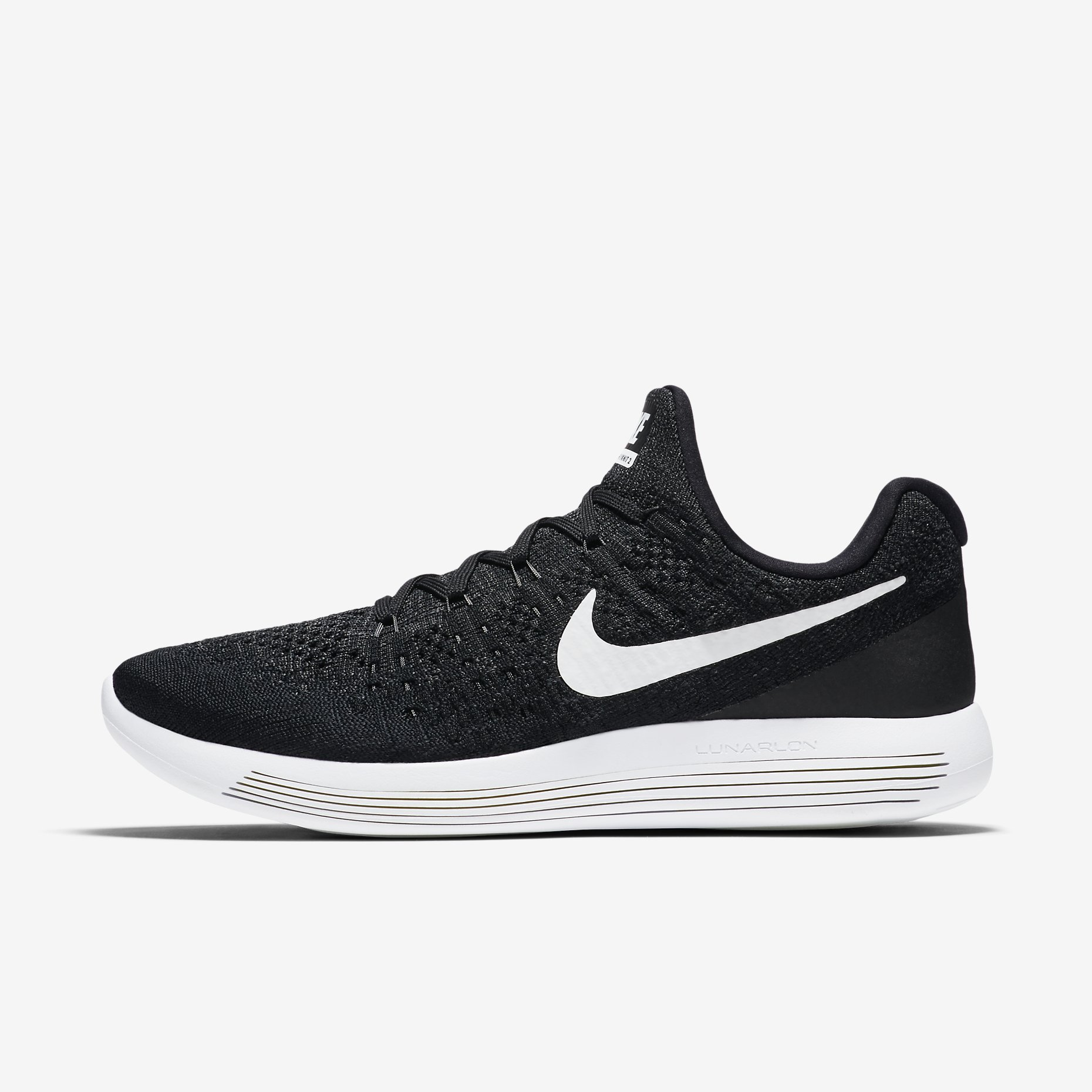 c5b0faeda18fa Nike LunarEpic Low FlyKnit 2 Mens Running Shoes - Alton Sports