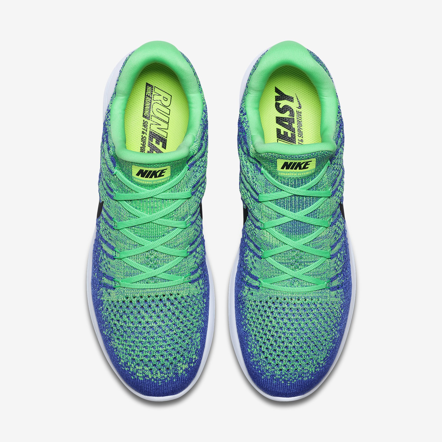 Nike LunarEpic Low FlyKnit 2 Mens Running Shoes