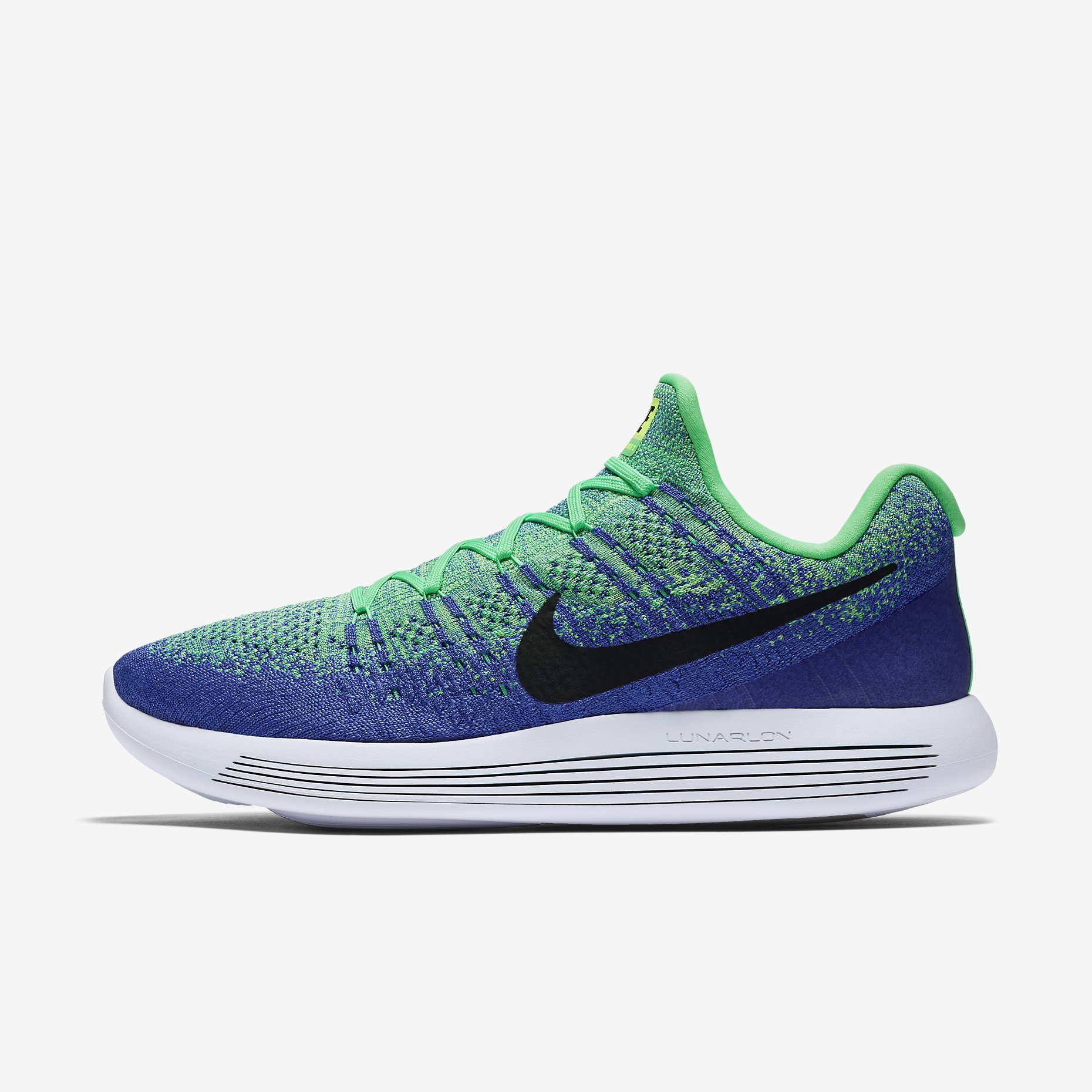 online retailer 1eb6a 83e7e Nike LunarEpic Low FlyKnit 2 Mens Running Shoes - Alton Sports
