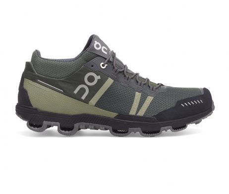 On Cloudventure Midtop Mens Trail Shoes