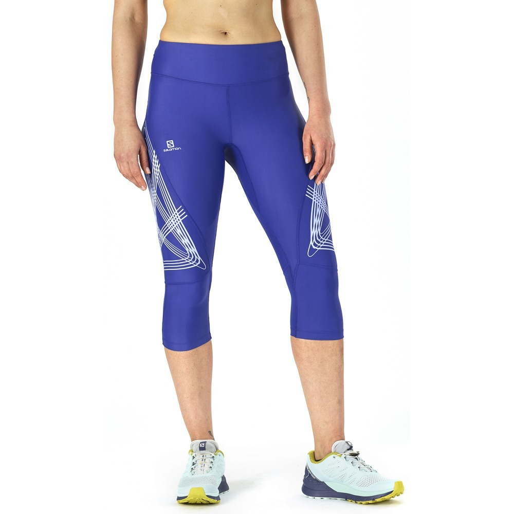 Salomon Intensity 3/4 Womens Tight